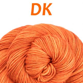 DK weight yarn