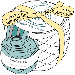 Sock yarn club image